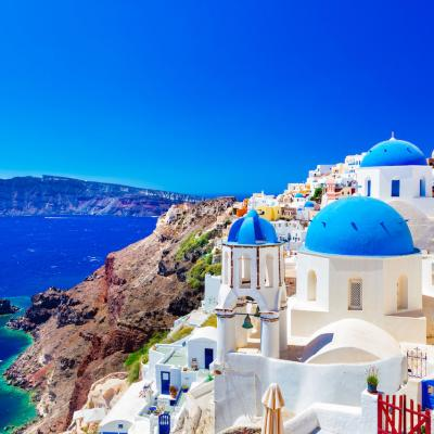 Honeymoon Destination: Go Greece!