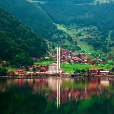 Spending Your Honeymoon in Trabzon, Turkey