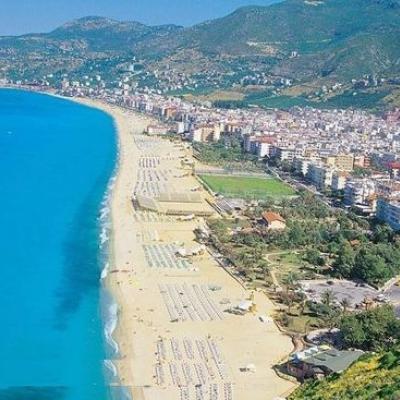 أفضل شواطئ تركيا