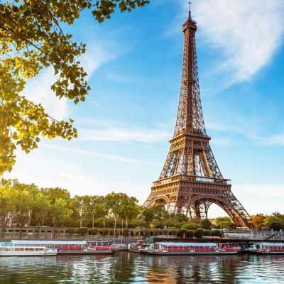 Honeymoon Destination: Paris