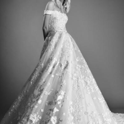 مجموعة ساندي نور لفساتين زفاف 2017