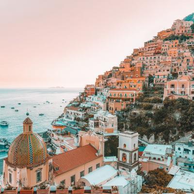 وجهة شهر العسل: إيطاليا (الريف)
