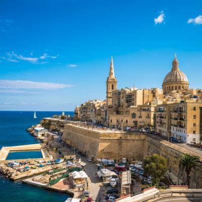 Your Honeymoon Destination: Malta