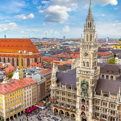 Your Honeymoon Destination: Munich