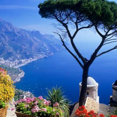 وجهة شهر العسل: رافيلو - إيطاليا