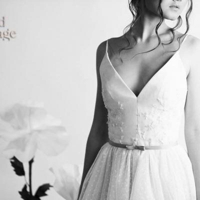 "Taghrid elHage ""Bouquet"" Bridal Collection"