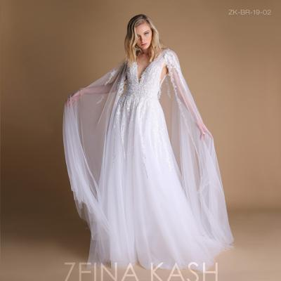 Zeina Kash 2019 Wedding Dress Collection