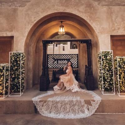 Desert Wedding Venues in The UAE