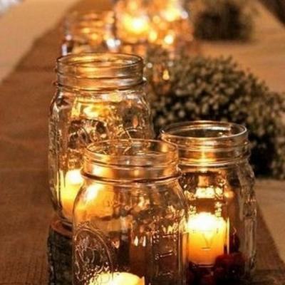 Wedding Trend: Jars!