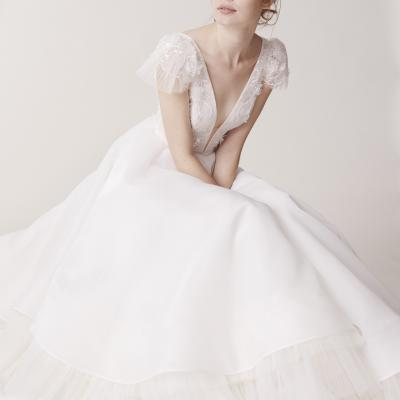 Alyne 2020 Fall Wedding Dresses by Rita Vinieris