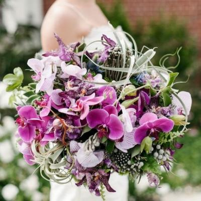 Beautiful and Natural Bridal Bouquets For Every Bride
