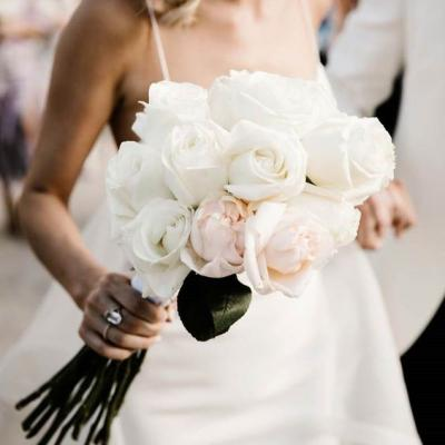 Wonderful Wedding Bouquets of Roses