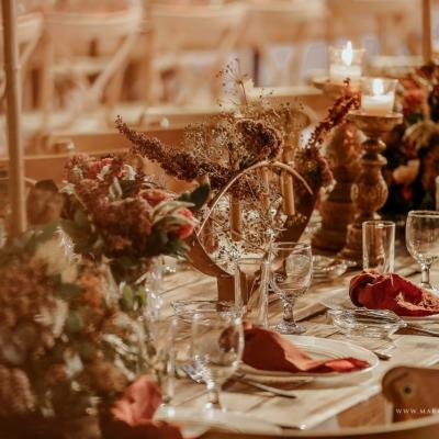 A Dreamy Autumn Theme Wedding  in Lebanon