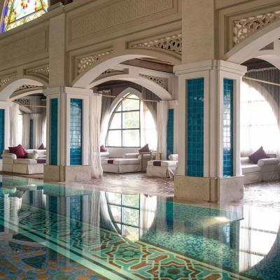 Top Spas in Dubai