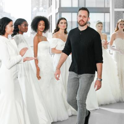 فساتين زفاف 2020 من تصميم جاستين الكسندر