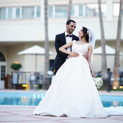 The Wedding of Sarah Fahmawi and Hamzeh Al Ayoub