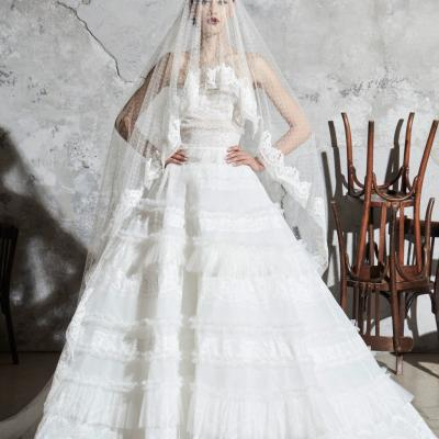 The Most Beautiful 2020 Wedding Dresses by Lebanese Fashion Designers