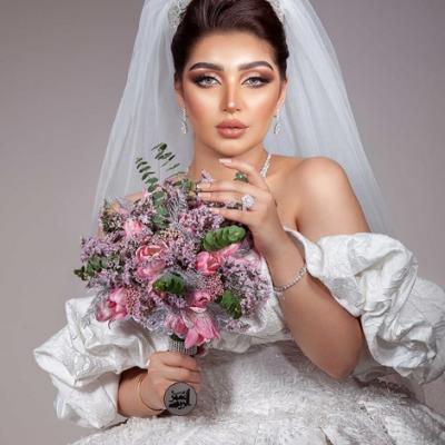 أجمل مكياج عروس من انستقرام