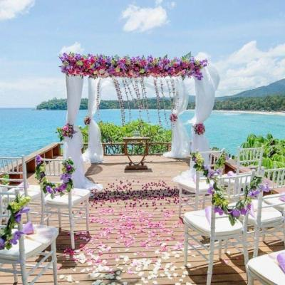 Mid-East Destination Wedding Tourism Reaches $4.5 Billion