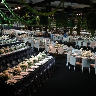 An Eden Inspired Wedding in Amman