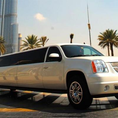 Top Limo Rental in Dubai