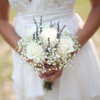Bridal Bouquets for The Minimal Bride