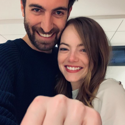 Emma Stone is Officially Engaged