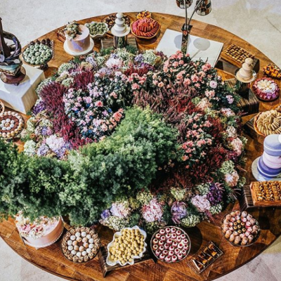 Amazing Wedding Dessert Buffets Spotted at Luxury Weddings