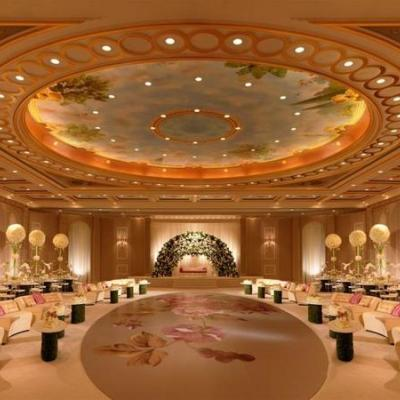The Biggest Hotel Ballrooms in Riyadh