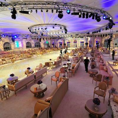 The Most Luxurious Wedding Halls in Riyadh