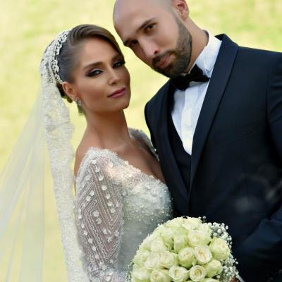Samah and Mohammad's Wedding in Lebanon