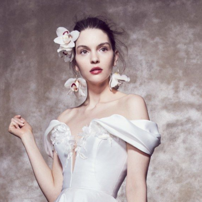 Bridal Hair Accessories For Spring 2020