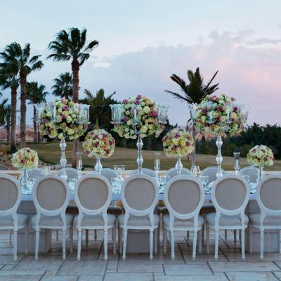 The Top Outdoor Wedding Venues in Cairo