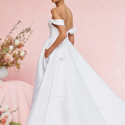 Carolina Herrera Fall 2020 Wedding Dresses