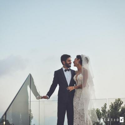 A Charming Wedding in Lebanon