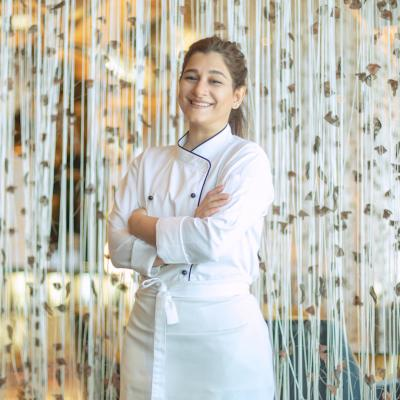 A Chit Chat with Chef Sahar Parham Al Awadhi