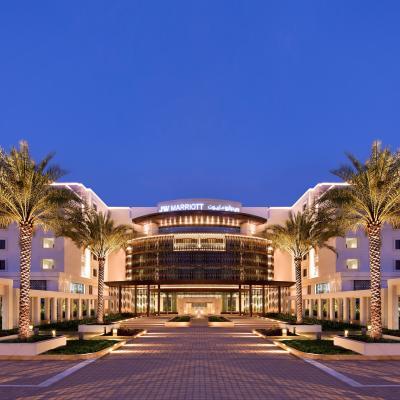 JW Marriott Opens in Muscat