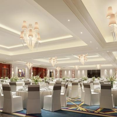 The Top 8 Largest Hotel Wedding Ballrooms in Muscat