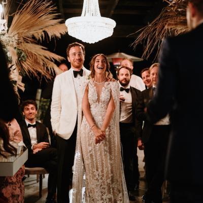 Lebanese Destination Wedding in Cape Town
