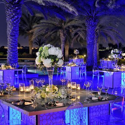 فندق العنوان مونتغمري يستضيف معرضاً مخصصاً لحفلات  الزفاف