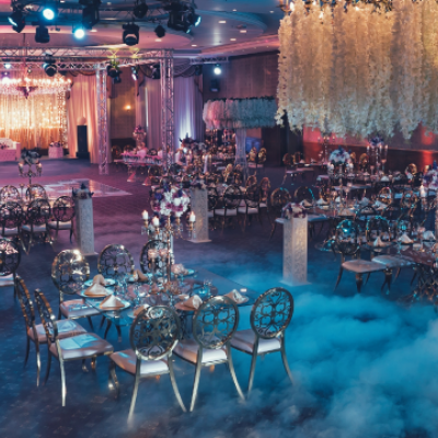 The Most Popular Wedding Halls in Amman