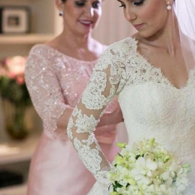 Mother of The Bride Tips for The Wedding Day