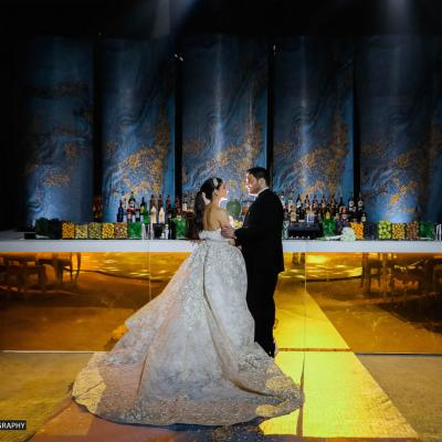 Hannah and Mirabelle's Winter Wedding in Lebanon