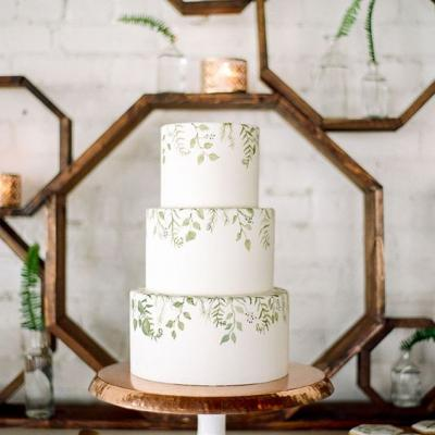 Beautiful Wedding Cakes for Spring 2020