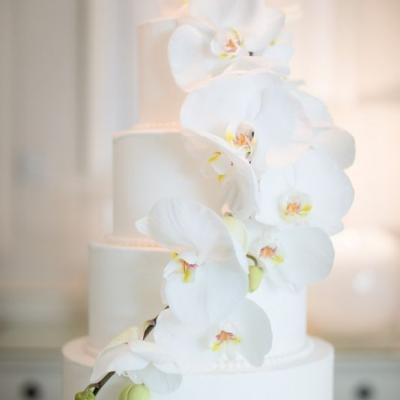 دليلك لاختيار كيكة زفاف رائعة