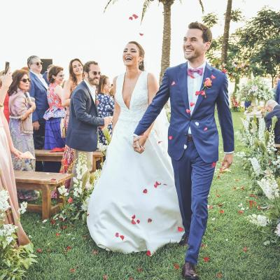 A Garden of Love Wedding in Lebanon