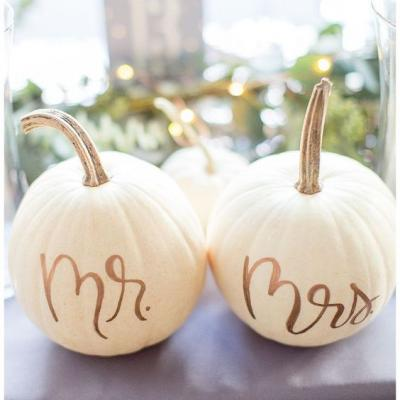 10 Fall Wedding Ideas to Fall in Love With