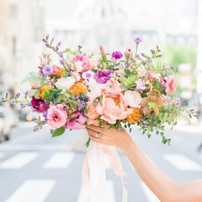 14 Beautiful Spring Wedding Ideas