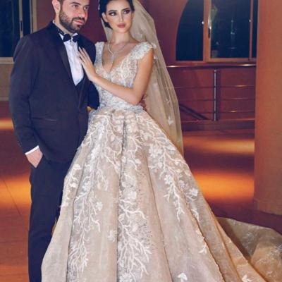 A Royal Inspired Wedding in Syria