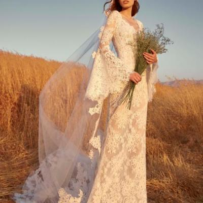 Hijab Approved Wedding Dresses By Arab Designers